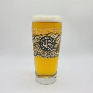 Washington Pint Glass